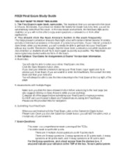 FI515_Final Exam Study Guide rev 1