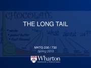 4 - The Long Tail