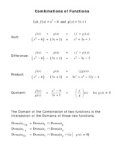 functions-combinations