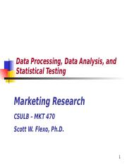 Chapter 13 -Data Processing and Analysis (1)