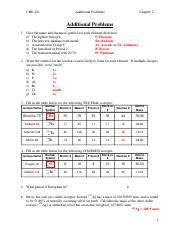 Chap02-Additional Problems Answers(2)