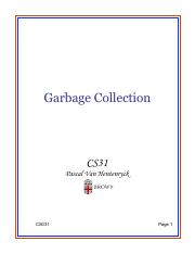 Lecture 23 - Collection
