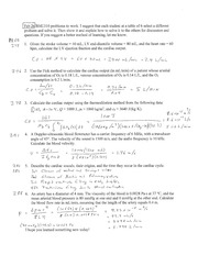 Feb 26 in class problem solutions