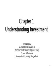 Chap 01 Understanding Investment.ppt