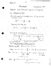 Topic 10 - Integrals and Methods of Integration