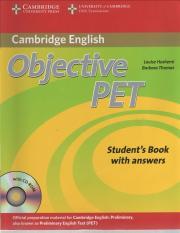 Cambridge English Objective PET_SB pdf - Louise Hashemi Barbara