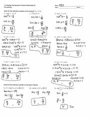 Solutions_PF_Worksheet.pdf - PRE-CALCULUS Solutions Partial ...