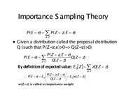 Importance_Sampling_Theory