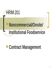 HRIM_201_On-Site_food_Service