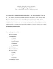 Report Guidelines 1-15-15
