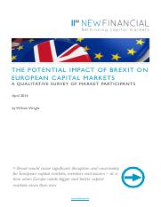 The-potential-impact-of-Brexit-on-European-capital-markets-New-Financial-Apr-2016