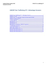 UNICEF-Sex-Trafficking-Counterplan---Samford