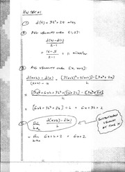 Solutions to HW Set #1, Ma123,F05