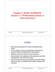 Lecture 7 Basic Elements