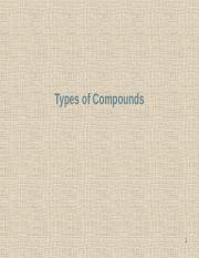 PPT 01 Types of Compounds (1).pptx