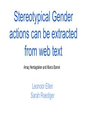 SLIDES Stereotypical Gender actions can be extracted from web text.pdf