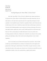 "One Page Response On ""Snow White_ A Tale of Terror""-3.pdf"