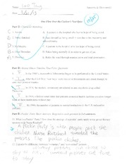 a separate peace dead poets society essay