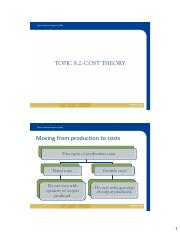 TOPIC 8.2 -COST THEORY 2016 - STUDENT VERSION - TC.pdf