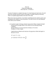 PGE 362 Exam 1-2 solution