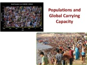 Lecture 17+global+carrying+capacity