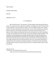 ART 208 - Ch. 23 assignment.docx