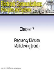 L07-5- Frequency Division Multiplexing