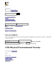 CH6 Physical Environmental Security flashcards _ Quizlet.html
