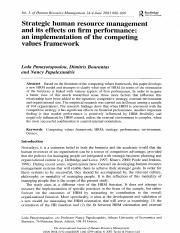Strategic human resource mgmt and its effect on performance.pdf