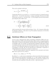 Optical Networks - _E_2 Nonlinear Effects on Pulse Propagation_156