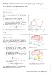 Lecture Notes 20 Line Integrals and Vector Fields.pdf