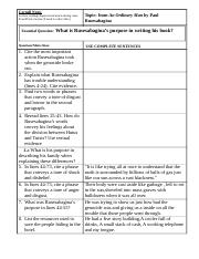 romeo juliet 1 1 lines 153 197 cornell notes 1 cornell notes rh coursehero com Romeo and Juliet Study Guide Answers Scene Romeo 2 and Act Juliet 2Scrpit