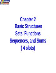 02-Basic Structures