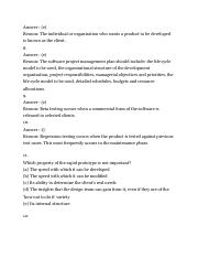 SOFTWARE ENGINEERING Multiple Choice Questions and Answers.5