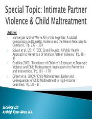 Special Topics_Intimate Partner Violence_Maltreatment_Large Slides.pdf