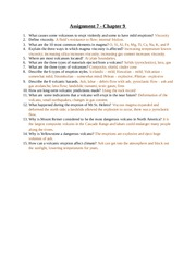 Assignment 7 - Chapter 9 - Answers (1)