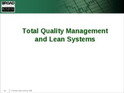 Chapter_6_and_8_Quality_and_Lean_Systems