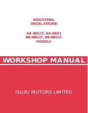 Isuzu AA-4BG1T Workshop Manual 1.pdf