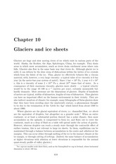 Glacier math and chapter pdf