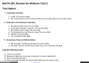 midterm2 review