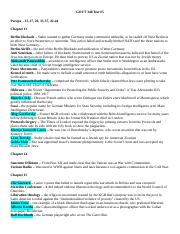 GOVT 340 Test 5 Study Guide.docx
