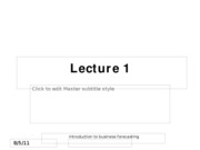 Lecture 1_Powerpoint2007