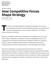Texto 2 - How competitive forces shape strategy.pdf