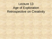 13 Lecture (Exploration and Discovered World).2