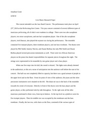 music research paper