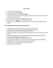 nursing care plan 3