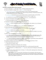 Notes - Chap 10 - Sustaining Terrestrial Bio. Ecosystem Approach - Student - 2011