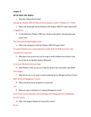 Chapter_12 Reviewing Basics answers