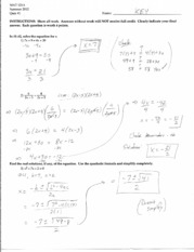 MAT121A_Summer_2012_Quiz-1-KEY