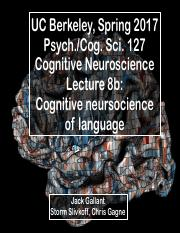 127Spring17.Week8b.CogNeuroLanguage